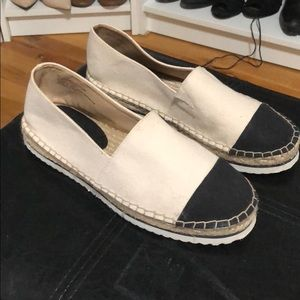 Shoes - Slip on Espadrille shoes
